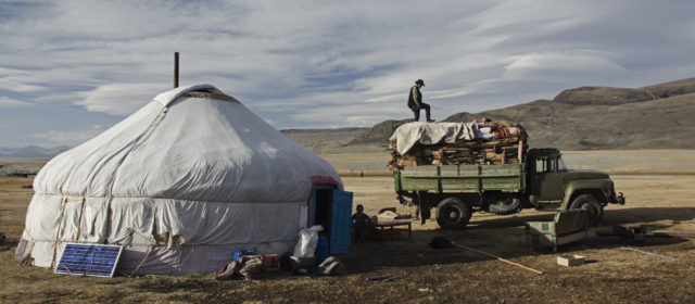 The Golden Eagle Festival, Western Mongolia