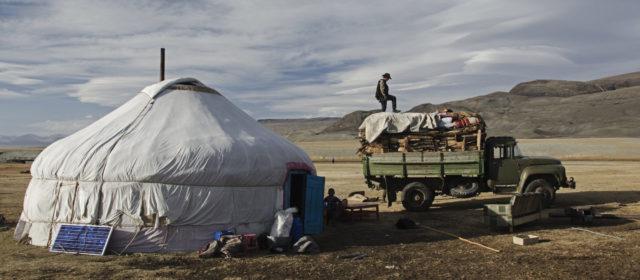 The Golden Eagle Festival, Western Mongolia
