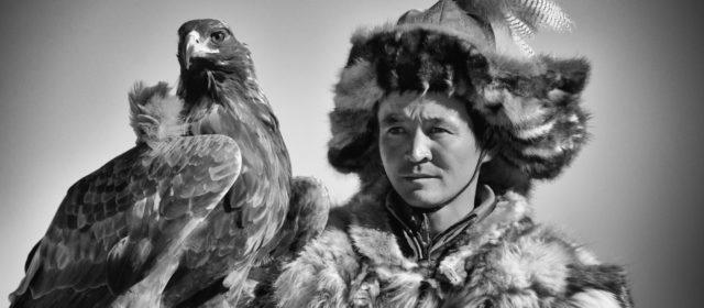Kazakh eaglehunter, Western Mongolia