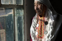 Mongolia, a Khazak grandmother