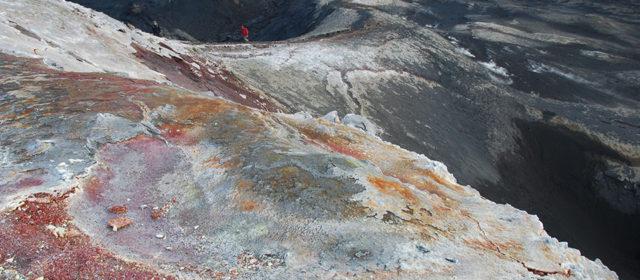 Iceland – Fimmvörðuháls, a fascinating volcanic landscape
