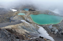 New Zealand – the Emerald lakes