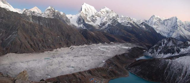 View from Gokyo Ri, Nepal