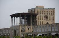 Isphahan, Ali Qapu Palace (Iran)