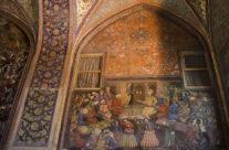 Isphahan, Chehel Sotun Palace (Iran)