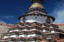 Kumbum Stupa Gyantse, Tibet