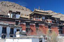 Monastery of Shigatse Tibet