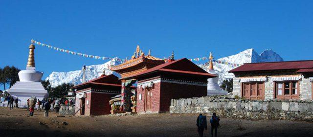 Tengboche, Khumbu, Nepal