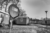 Poland Camping – satellite disks