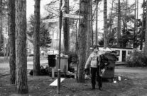 Poland Camping – waste