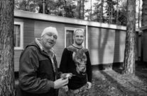 Poland Camping – many friends