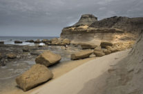 Beachwalk on Gozo
