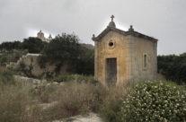 Chapel near Medina, Malta