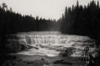 Dawson falls, Wells Gray Park, BC