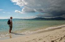 Alghero beach, Sardinia