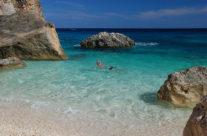 Cala Ganone, Sardinia