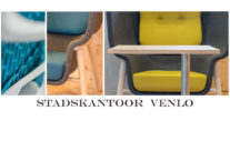 Cityhall Venlo – cradle-to-cradle furniture